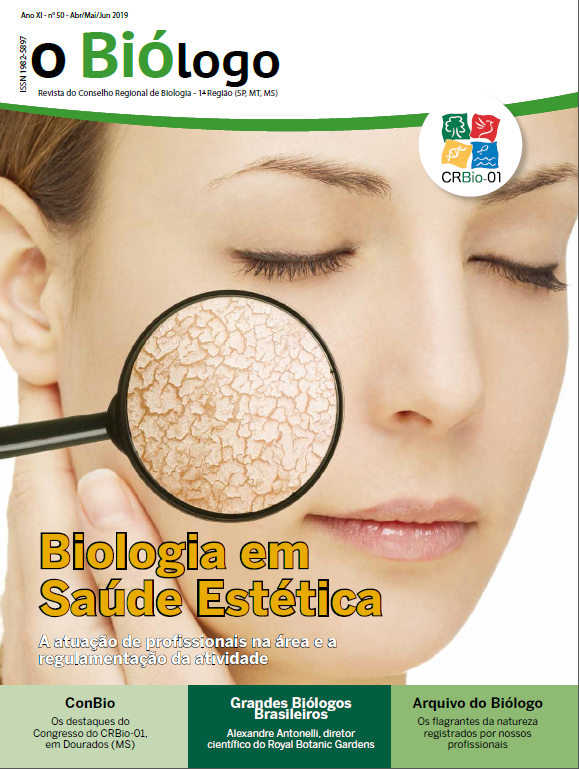Revista O Biólogo - Ed. 50 Abr/Mai/Jun 2019